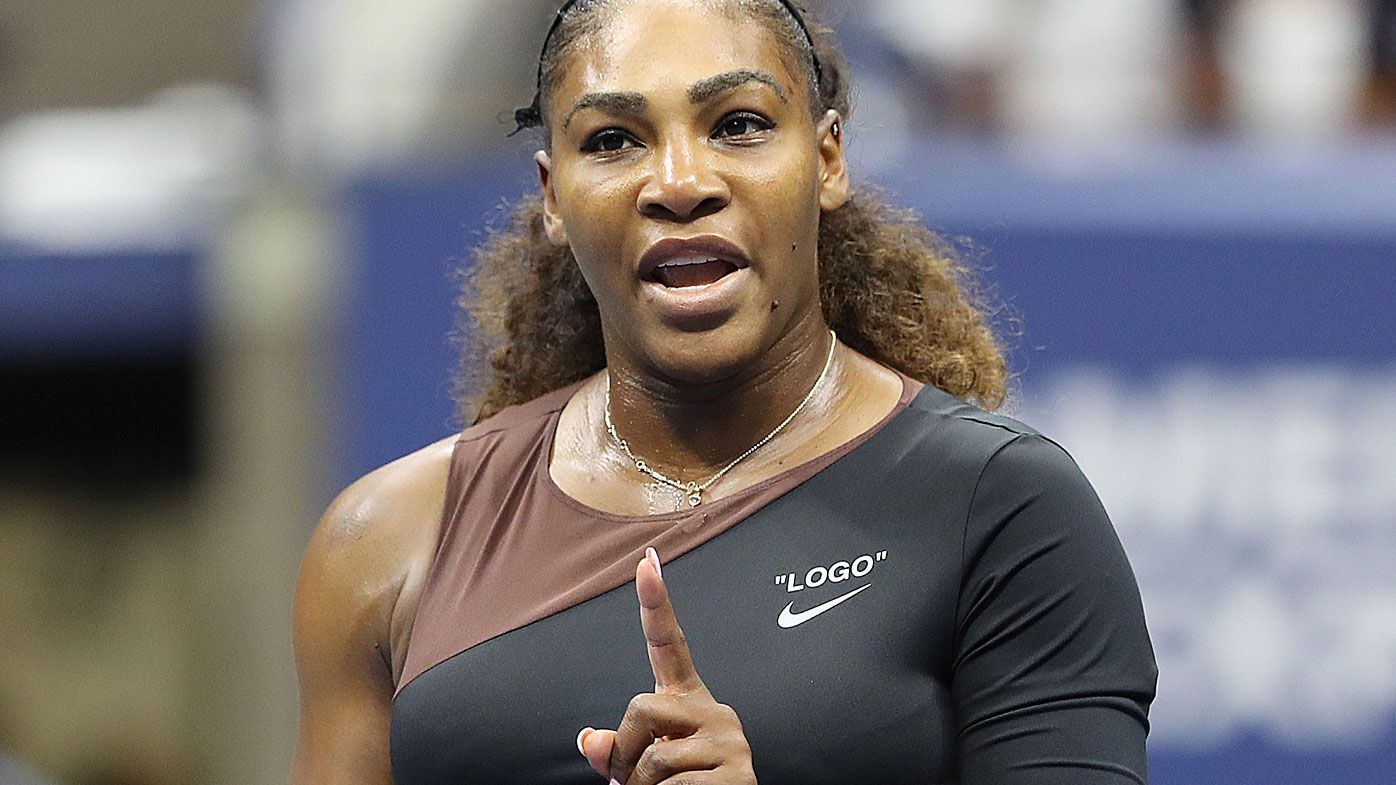 'Uproar' over Serena Williams' backyard US Open court