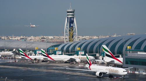 Emirates And Etihad Banned From Flying To The UK From Tomorrow