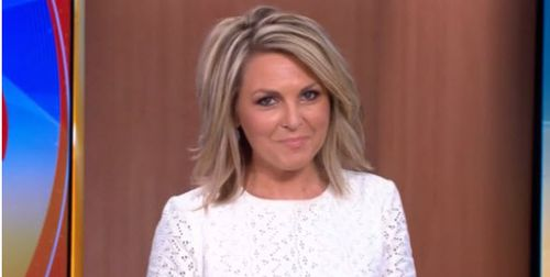 Georgie announces her departure from the TODAY Show three years ago.