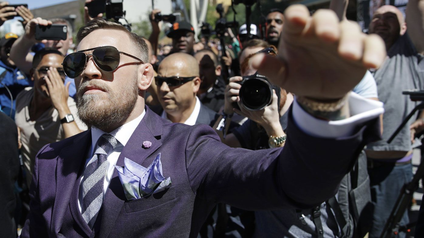 Conor McGregor confirms UFC comeback