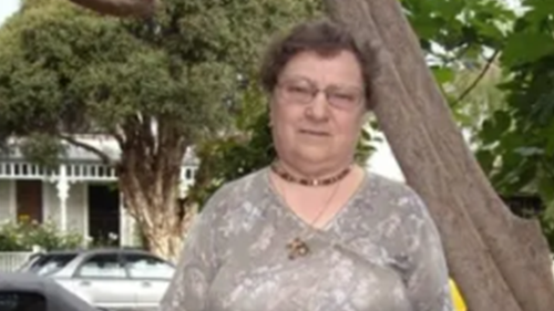 The 79-year-old grandmother was only 500m from her home when she was hit and killed.