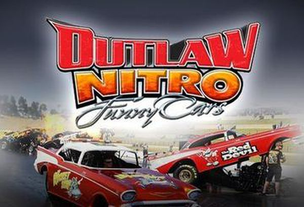 Outlaw Nitro Funny Cars