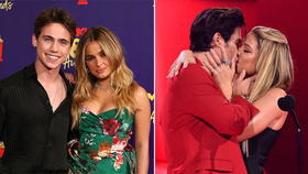 Love was all around at the MTV Movie & TV Awards when Best Kiss was presented