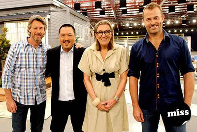 This one was doomed when Network Ten foolishly decided to jam one of its earliest episodes smack in the middle of the <i>Masterchef</i> finale — irritating TV audiences and meaning that the very people who should have watched <i>The Renovators</i> were unavoidably turned off it. Ten insisted the series would return for another go in 2012... but don't hold your breath waiting for it.