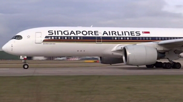 Singapore Airlines' new aircraft to take-off from Adelaide