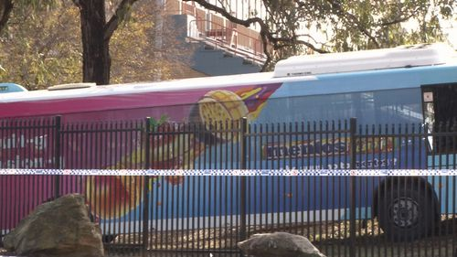 The bus driver will undergo mandatory tests. Picture: Supplied