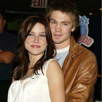Chad Michael Murray and Sophia Bush.