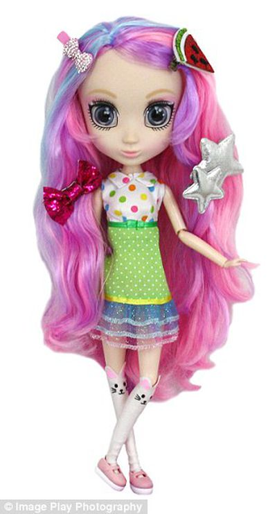 """<a href=""""http://www.kmart.com.au/product/shibajuku-girls-doll---assorted/1577808"""" target=""""_blank"""" draggable=""""false"""">Shibajuku Dolls retail exclusively from Kmart for $20.</a>The cult  Shibajuku Dolls are inspired by some of the hottest fashion trends sweeping Japan."""