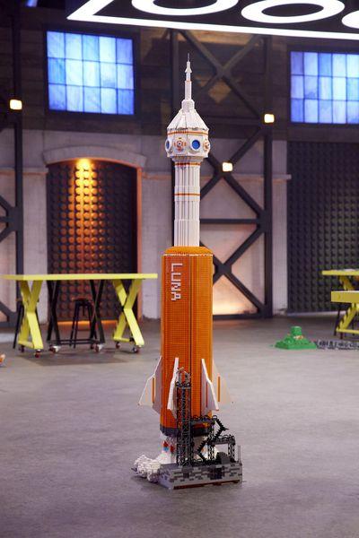 Rocket | Go Big or Go Home Challenge