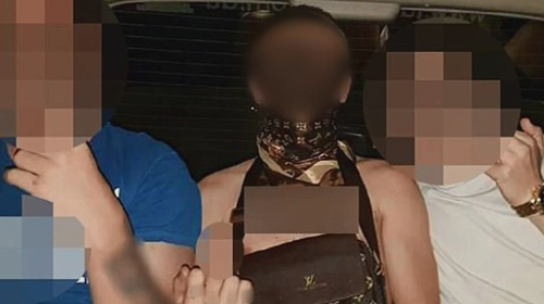Residents in Brisbane are concerned about youth gang activity.