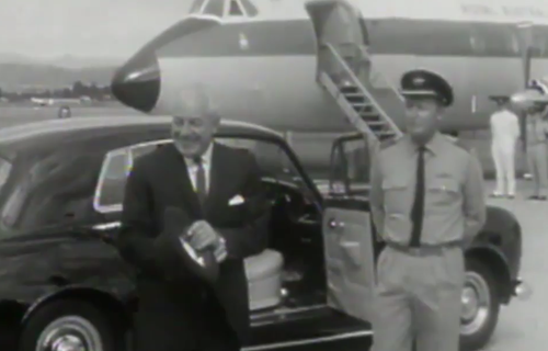 Harold Holt built Australia's relationship with Asia and the US.