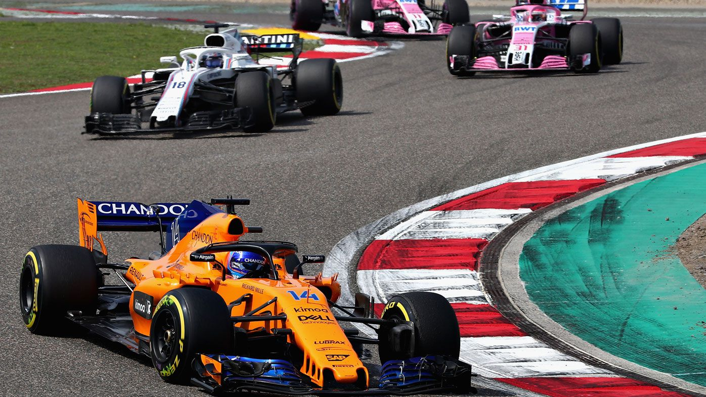 F1: Chinese GP set to be called off due to coronavirus concerns