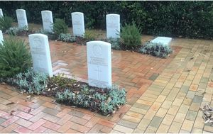 Military graves destroyed on NSW South Coast