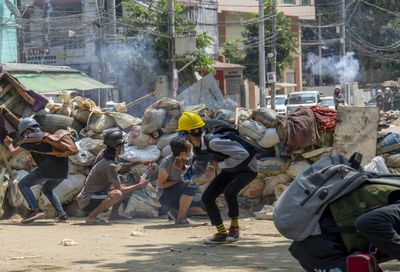 Violence continues in Myanmar