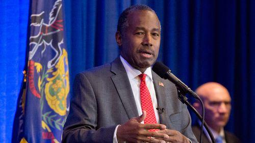 Trump names former rival Ben Carson as housing secretary
