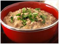 Lamb and cashew curry