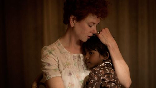 Nicole Kidman has been nominated for Best Supporting Actress for 'Lion'. (AAP)