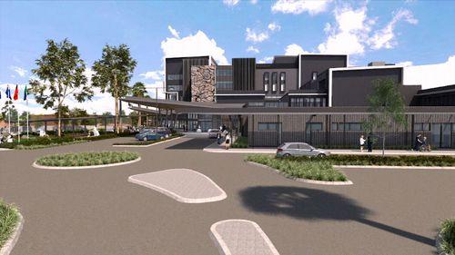 Hornsby Hospital set for huge transformation