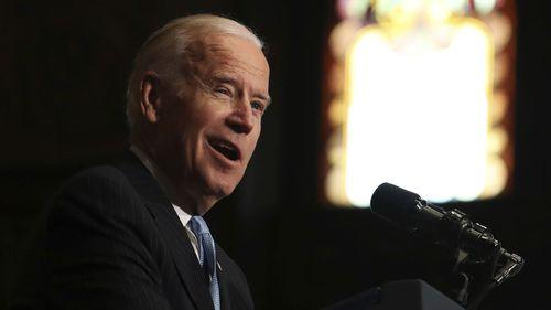 Joe Biden announces 2020 bid for president in odd comments