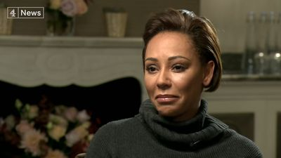 The real reason Mel B was rushed to hospital for emergency surgery