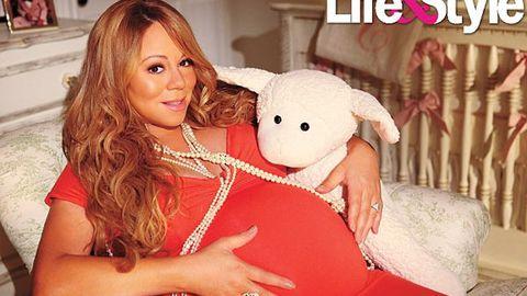 Mariah Carey's nursery