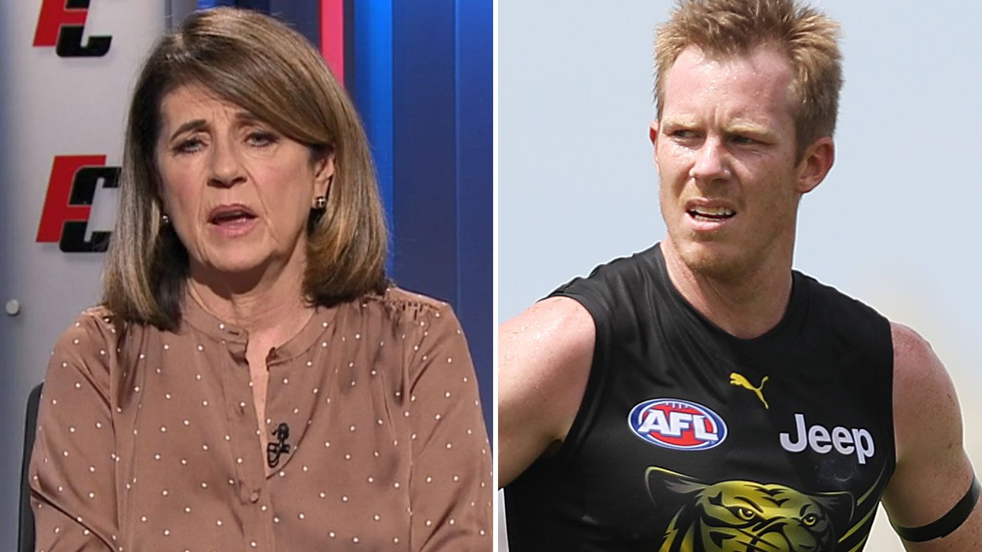 'You live in a bigger bubble than I thought': Caroline Wilson rips Jack Riewoldt over bushfire comments