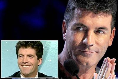 "<B>You know him as...</B> the acid-tongued judge from <I>American Idol</I>.<br/><br/><B>Before he was famous...</B> In 1990, a very young Simon appeared on Britain's <I>Sale of the Century</I>, described as ""a record company director from London"". He even won a few prizes, including a set of kitchen utensils. Wonder if he still has them..."