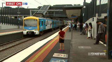 VIDEO: Victorian Coalition to target Andrews government on trains