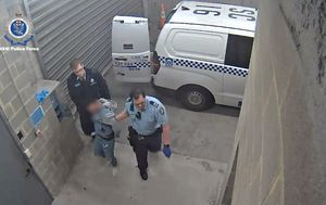 Accused cop slasher found dead in his Sydney jail cell