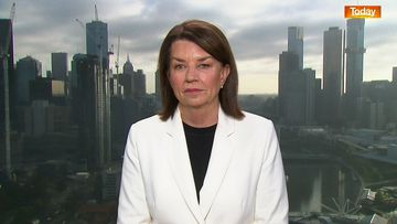 Anna Bligh on Today this morning.