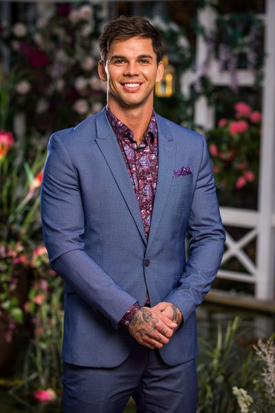 The Bachelorette Australia's Matt