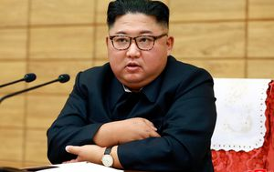 North Korea's COVID-19 response a 'shining success', claims Kim Jong Un