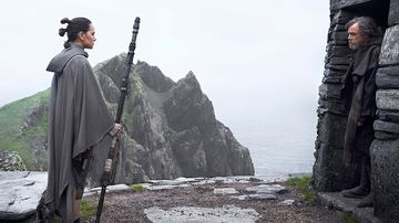 The latest edition of Star Wars has already raked in more than $50 million.