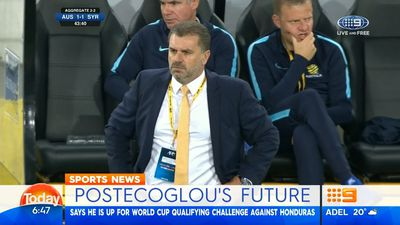 World Cup 2018: Socceroos coach Ange Postecoglou readies for Honduras challenge as quitting talk continues