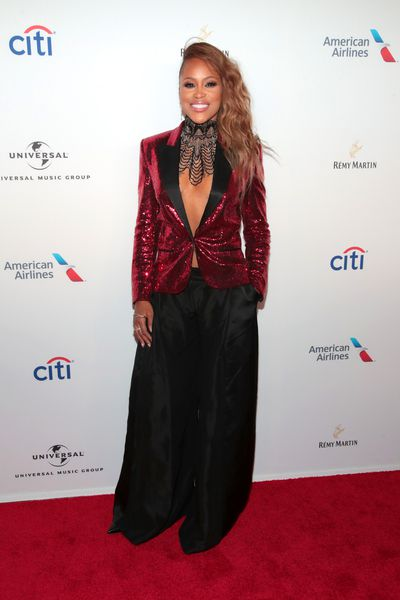 Singer Eve at Universal Music Group's 2018 Grammy's After Party