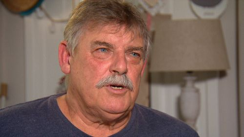 Vietnam veteran Nigel Burnett had his pension reduced to just $5 due to bank fees.