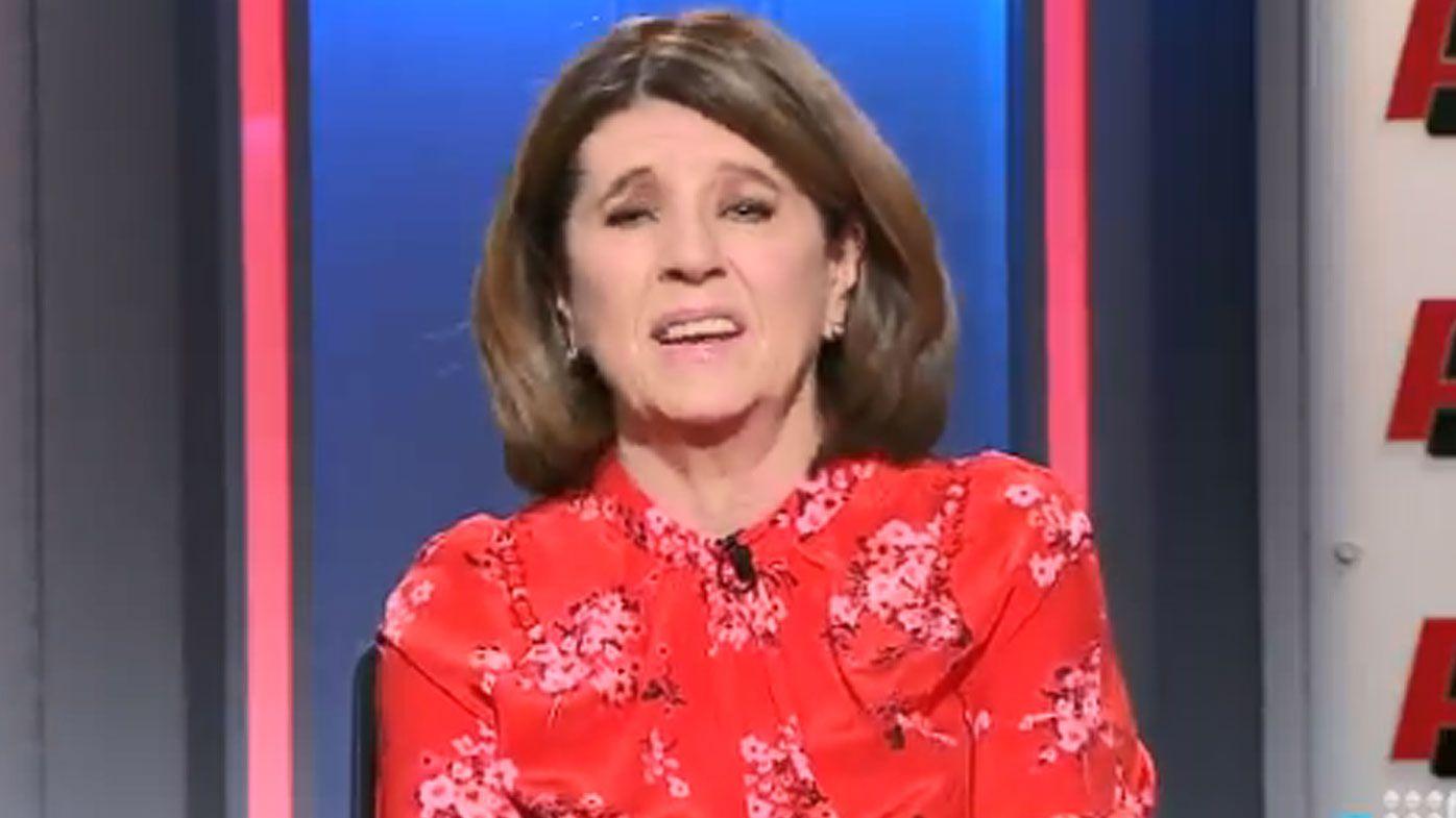 Caroline Wilson takes aim at Gillon McLachlan for 'joke' AFL fixture