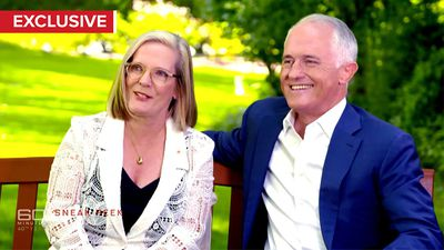 Turnbull's thoughts on a 'good marriage' and Barnaby Joyce