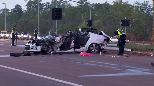Aaron Hyde claimed he was trying to drive to Ashley Richards family to apologise for the 2015 crash.