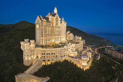 <strong>The Castle Hotel, a Luxury Collection Hotel, Dalian, China </strong>