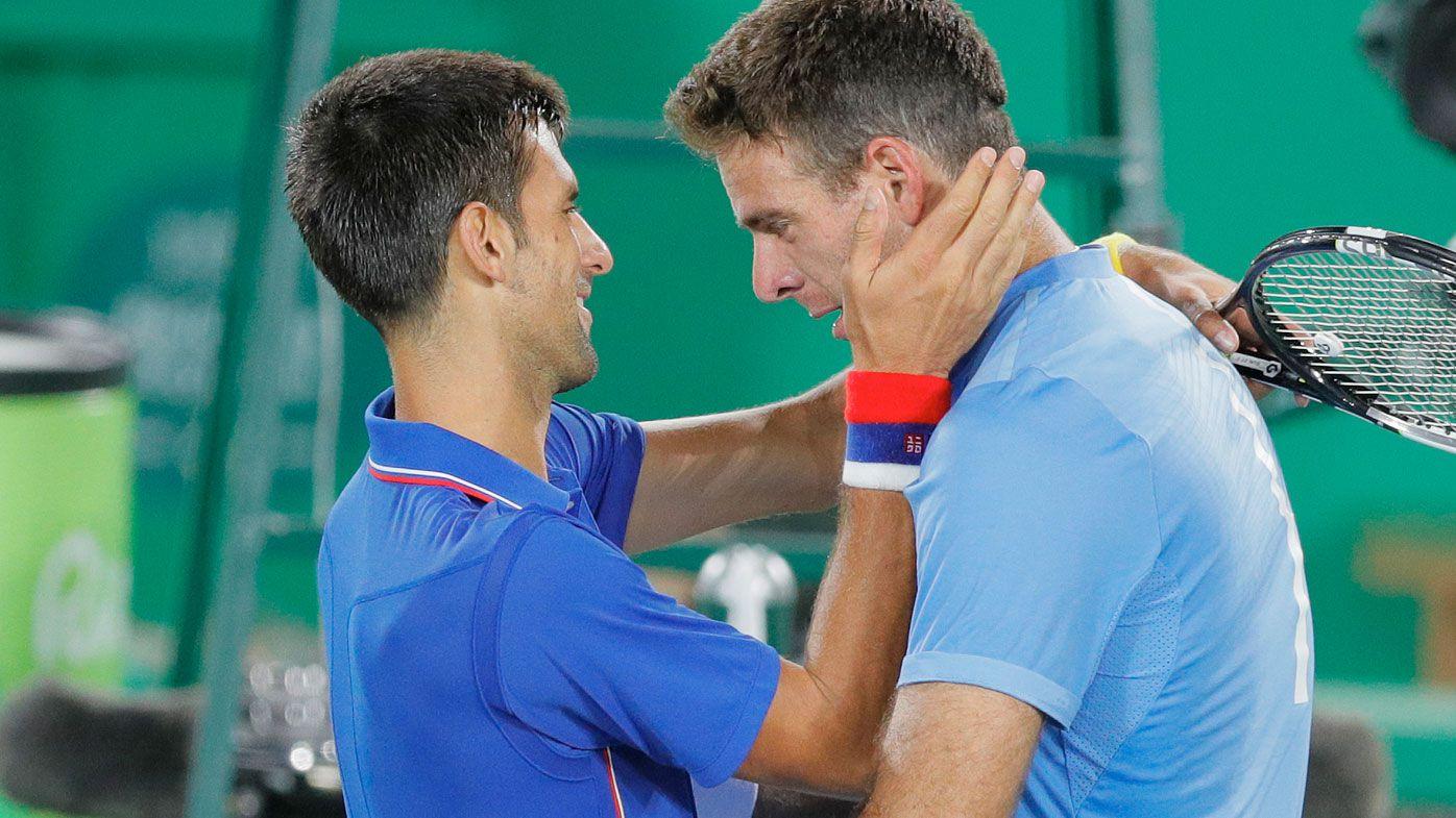 Djokovic vs Del Potro