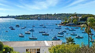 <strong>2. $60 millionCoolongRoad, Vaucluse</strong>