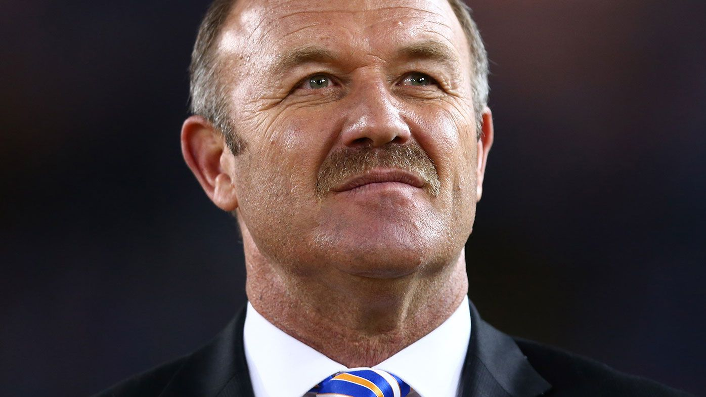 Queensland legend Wally Lewis