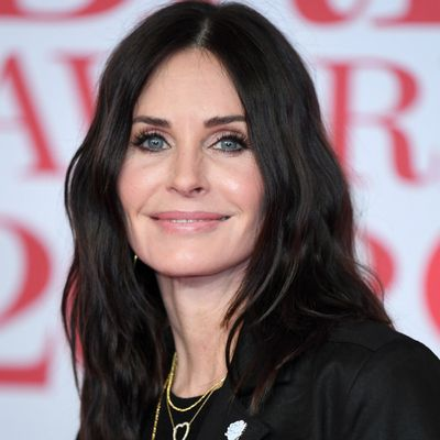 Courteney Cox: Now