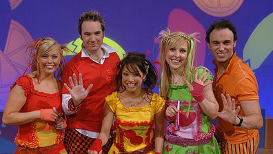 Hi-5 original cast