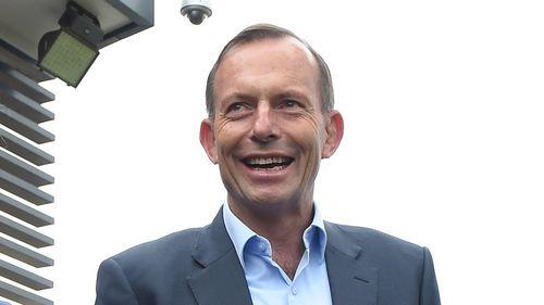 Tony Abbott says no to gay marriage referendum
