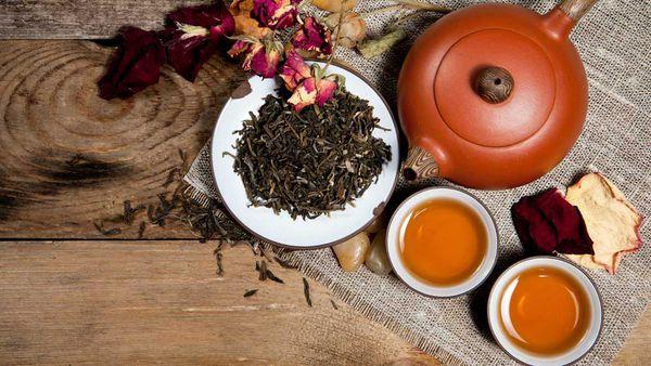 Tea and teapot: Image iStock
