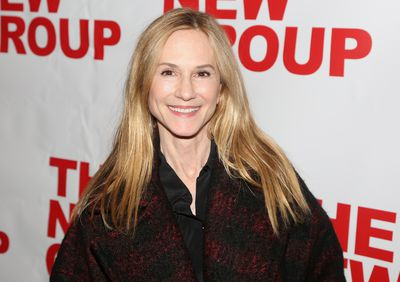 <p>Holly Hunter gave birth at 47.</p> The&nbsp;Oscar-winning actress and her partner, actor Gordon MacDonald,  welcomed twins in 2006.