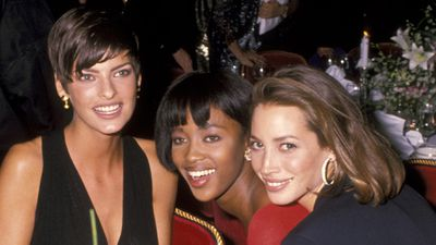 Joining Amber at the fashion frontline were the unholy trinity - Linda Evangelista, Christy Turlington and Naomi Campbell who walked the runway for Gianni Versace, posed for star photographer Richard Avedon and danced in video clips for George Michael.<br> In 1990 Linda caused a stir when she said that she wouldn't get out of bed for less than $10,000 a day but Gigi Hadid, Kendall Jenner and Hailey Baldwin wouldn't even post on their social media for that amount of money today.<br> More than two decades later these genetically blessed beauties continue to captivate and cause ripples in the fashion industry.<br> Here's what they're up to now.