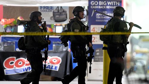 Terror, chaos inside California Costco amid deadly shooting